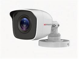Камеры видеонаблюдения - HiWatch DS-T200 (6 mm) - 2Мп уличная HD-TVI камера, 0