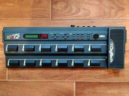 Процессоры и педали эффектов - Гитарный процессор Digitech RP-12 (США/USA), 0