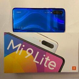 Мобильные телефоны - Телефон Xiaomi Mi 9 Lite 6/128 blue, 0