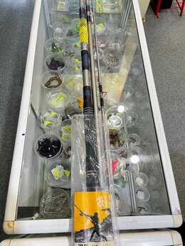 Аксессуары и комплектующие - Спиннинг SANWA 11 (3,3м) 116см*3шт10-15 гр, 0
