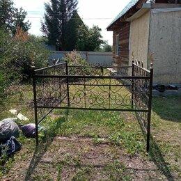 Металлопрокат - Оградка на могилу. , 0