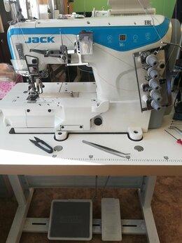 Оверлоки и распошивальные машины - Плоскошовная швейная машина, 0