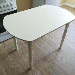 Столы и столики - Стол европейский СМ белый, 0