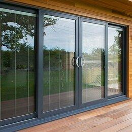 Окна - Алюминиевые Окна и Двери,Раздвижные системы,Фасады, 0