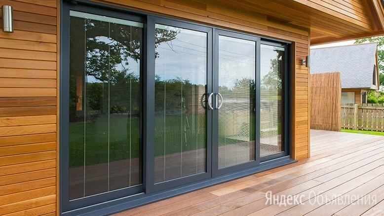 Алюминиевые Окна и Двери,Раздвижные системы,Фасады по цене 7288₽ - Окна, фото 0
