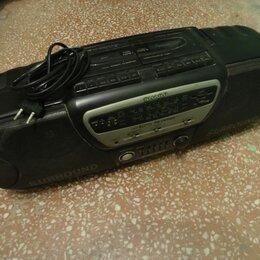 Музыкальные центры,  магнитофоны, магнитолы - Магнитола Sharp WQ-770, 0