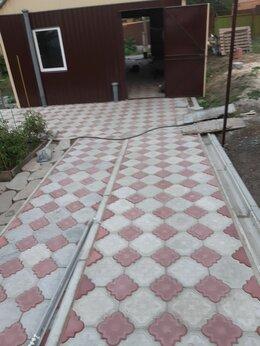 Тротуарная плитка, бордюр - Тратуарная плитка, 0