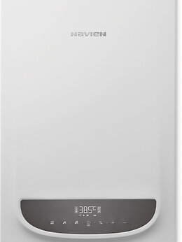 Отопительные котлы - Navien Deluxe ONE 24 настенный газовый котел, 0