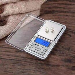 Весы ювелирные - Электронные карманные весы 200 г, 0