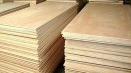 Древесно-плитные материалы - Фанера ФК березовая толщина 9 мм 1525x1525 сорт…, 0