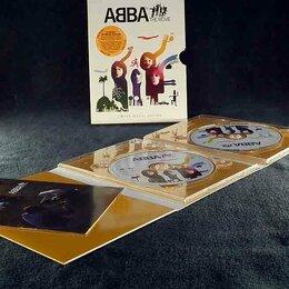 Музыкальные CD и аудиокассеты - ABBA CD DVD LP Книги , 0