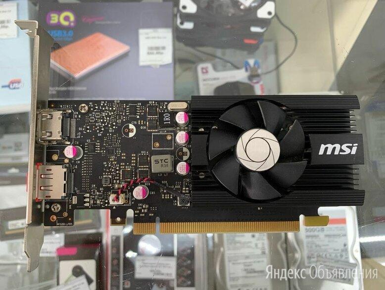 Видеокарта MSI GT 1030 2Gb 64Bit gddr5 по цене 4500₽ - Видеокарты, фото 0