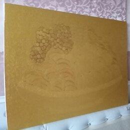 """Картины, постеры, гобелены, панно - Картина""""Фрукты в золоте""""( двухсторонняя), 0"""