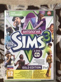 Игры для приставок и ПК - Компьютерная игра Симс 3 с дополнением , 0