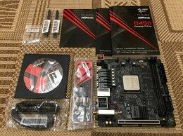 Процессоры (CPU) - Ryzen5 3600X+ASRock ITX/ac+16GB RAM+ключ Win 10PRO, 0