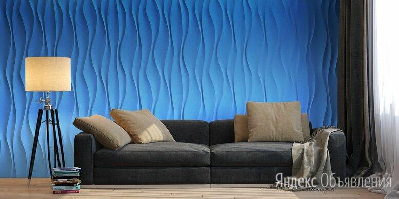 Гипсовые 3d панели по цене 200₽ - Фактурные декоративные покрытия, фото 0