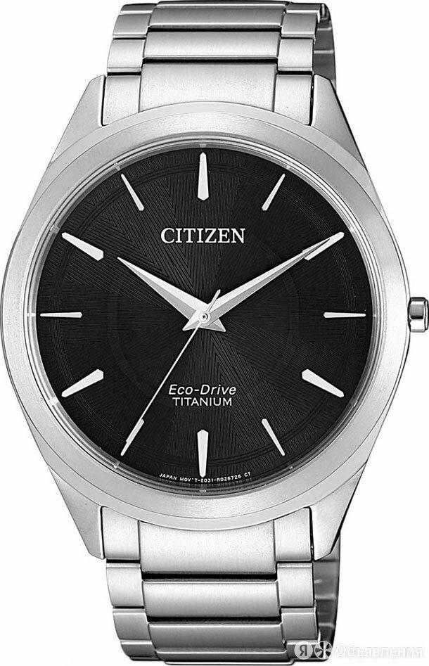 Часы наручные Citizen BJ6520-82E по цене 32360₽ - Наручные часы, фото 0