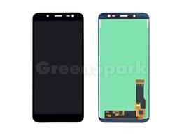 Дисплеи и тачскрины - Дисплей для Samsung J600F/DS Galaxy J6 (2018) +…, 0
