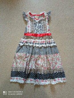 Платья и сарафаны - Платье летнее бохо 4-5 лет, 0