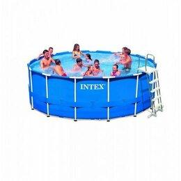 Бассейны - Бассейн Frame Set 457х122 см Intex 28242,…, 0