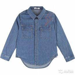 Рубашки - Рубашка джинсовая, 0