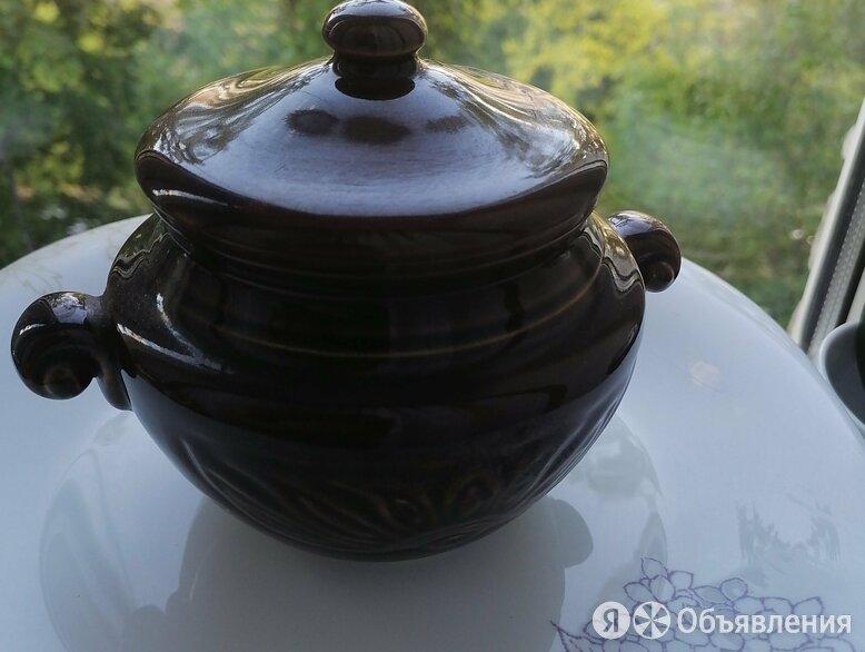 Горшочек для запекания керамика  по цене 200₽ - Наборы посуды для готовки, фото 0