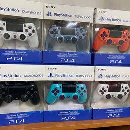 Рули, джойстики, геймпады - Джойстик для PS4/геймпад DualShock , 0