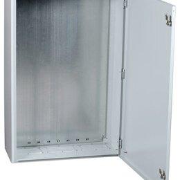Электрические щиты и комплектующие - Корпус металлический ЩМП-5-2 36 УХЛ3 IP31 PRO IEK YKM42-05-31-P, 0