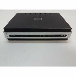 Проводные роутеры и коммутаторы - Проводной маршрутизатор D-Link DIR-100, 0