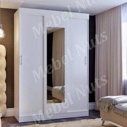Шкафы, стенки, гарнитуры - Шкаф купе с зеркалом , 0