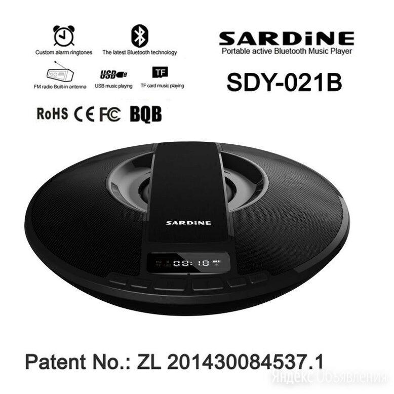 Портативная колонка Sardine (SDY-021) по цене 1800₽ - Портативная акустика, фото 0
