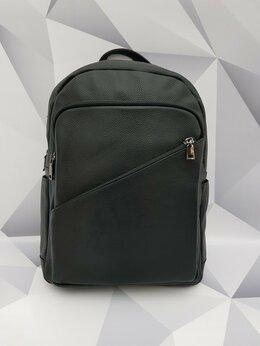 Портфели - Стильный Рюкзак натуральная кожа, 0