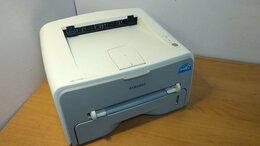 Принтеры и МФУ - Лазерный принтер Samsung ML-1710P, 0