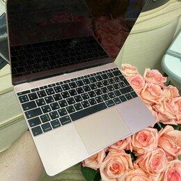 Ноутбуки - Розовый макбук Ретина , он прекрасен как розы m5/8/500gb SSD, Retina display , 0