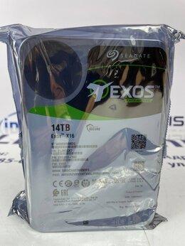 Внешние жесткие диски и SSD - Жесткий диск Seagate SAS 14Tb ST14000NM002G, 0