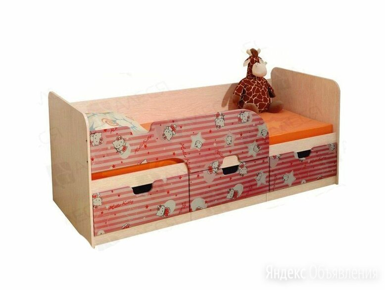 Кровать детская по цене 9300₽ - Кроватки, фото 0