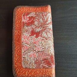 Кошельки - Винтажный кожаный кошелек , 0