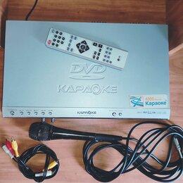 DVD и Blu-ray плееры - DVD плеер с караоке LG DKS-6000, 0