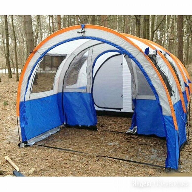 Палатка (Aнгap) 4-x мeстная. по цене 8990₽ - Палатки, фото 0
