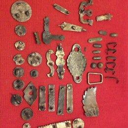 Другое - Набор интересеных старых металл. украшалок (часть конина), 0