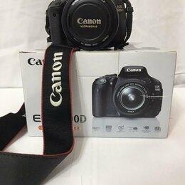 Фотоаппараты - Canon 600D + Canon 50 1.4, 0
