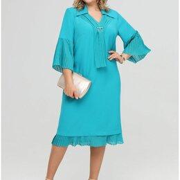 Платья - Платье 1944 PRETTY бирюза Модель: 1944, 0