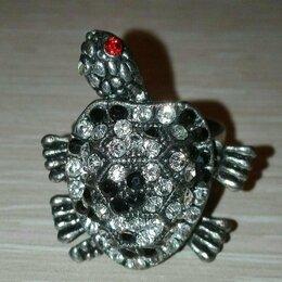 Кольца и перстни - Кольцо бижутерия, 0