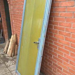 Входные двери - Дверь входная сталь 1.5 мм, 900*2070 (минвата), 0