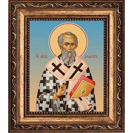 Картины, постеры, гобелены, панно - Кодрат Афинский и Магнезийский епископ, апостол от 70-ти. Икона на холсте., 0