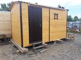 Готовые строения - Мобильная баня, 0