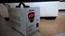 Стабилизаторы напряжения - стабилизатор напряжения Rexant АСН 2000, 0