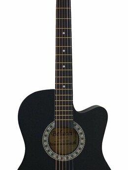 Акустические и классические гитары - Гитара Belucci BC3820 BK, 0
