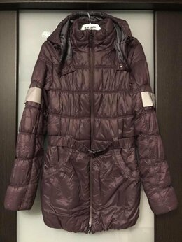 Пальто и плащи - Пальто Orby на девочку (146 см) демисезонное, 0