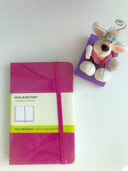 Канцелярские принадлежности - Записная книжка (нелин), Pocket, Moleskine, 0